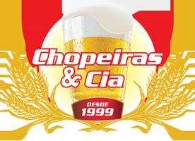 Chopeiras & Cia. Mobile Logo