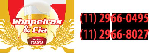 Chopeiras & Cia. Logo
